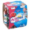 Danone Actimel Kids zsírszegény, élőflórás, málna-vörös áfonyaízű joghurtital 4 x 100 g