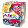 Danone Actimel zsírszegény, élőflórás, gránátalma-maca-áfonyaízű joghurtital 4 x 100 g
