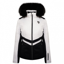 Dare 2b Bejewel XL / fehér női dzseki, kabát
