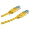 Datacom Adatkommunikációs CAT5E FTP 0,5 m sárga