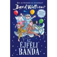 David Walliams Az éjféli banda gyermek- és ifjúsági könyv