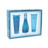 Davidoff Cool Water női parfüm szett (eau de toilette) Edt 100ml + Sg 75ml + Bl 75ml
