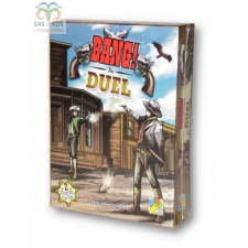 daVinci games BANG! Duel társasjáték