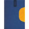"DAYLINER Tárgyalási napló, B5, DAYLINER, ""Memphis"", kék-sárga"