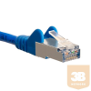 DBX Digitalbox START.LAN patchcord RJ45 cat.6A SFTP 0.5m kék