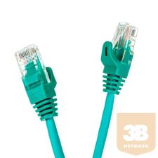 DBX Digitalbox START.LAN Patchcord UTP cat.5e 5m green kábel és adapter