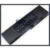 DD880A 3600 mAh 6 cella fekete notebook/laptop akku/akkumulátor utángyártott
