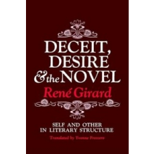 Deceit, Desire, and the Novel – René Girard idegen nyelvű könyv