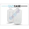 Deco DECO SLIM univerzális bőrtok - Apple iPhone 3GS/Sony Xperia E/Nokia X - fehér - 5. méret