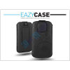 Deco DECO SLIM univerzális bőrtok - Samsung i9100 Galaxy S II/HTC Desire 210 - fekete - 12. méret