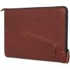 "Decoded Leather Slim bőr borító MacBook Pro 13"" - barna"