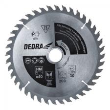 DEDRA H30040 karbidos körfűrészlap fához 300x40x30 fűrészlap