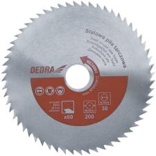 DEDRA HS50080 univerzális acél körfűrészlap 500x80x30 fűrészlap