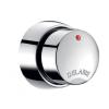 Delabie TEMPOSOFT 2 időzített nyomógombos zuhany csaptelep, kevert vízre, 1-7 mm vastag zuhanypanelra, vagy gipszkaronfalra rögzíthető