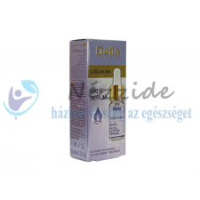 DELIA ARC ÉS NYAKSZÉRUM 100% KOLLAGÉNNEL 10ML arcszérum