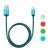 delight iPhone Lightning cabel USB (több szín)