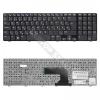 Dell 0XK9MH gyári új magyar, fekete laptop billentyűzet