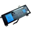 Dell Alienware 14 Series 6300 mAh 6 cella fekete notebook/laptop akku/akkumulátor gyári