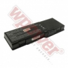 Dell Dell 312-0340 laptop akku 4400mAh