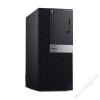 Dell DELL PC Optiplex 7060 MT, Intel Core i7-8700 (4.60GHz), 8GB, 1TB HDD, AMD Radeon™ RX 550, Win 10 Pro