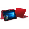 Dell Inspiron 11 3000 2in1 Red Touch W10H Core M3-7Y30 1.0GHz 4GB 128GB 2cell