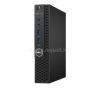 Dell Optiplex 3050 Micro | Core i5-7500T 2,7|8GB|0GB SSD|1000GB HDD|Intel HD 630|NO OS|3év (3050MIC_229458_H1TB_S)
