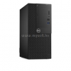Dell Optiplex 3050 Mini Tower | Core i3-7100 3,9|8GB|500GB SSD|1000GB HDD|Intel HD 630|NO OS|3év (3050MT-1_8GBS500SSDH1TB_S)