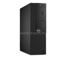Dell Optiplex 3050 Small Form Factor | Core i5-7500 3,4|4GB|0GB SSD|4000GB HDD|Intel HD 630|MS W10 64|3év (3050SF_229465_W10HPH4TB_S) asztali számítógép