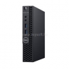Dell Optiplex 3060 Micro | Core i3-8100T 3,1|12GB|1000GB SSD|0GB HDD|Intel UHD 630|NO OS|3év (3060MIC_257912_12GBS1000SSD_S)