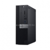 Dell Optiplex 5060 Small Form Factor | Core i5-8500 3,0|16GB|250GB SSD|2000GB HDD|Intel UHD 630|W10P|5év (5060SF_256288_16GBS250SSDH2TB_S)