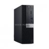 Dell Optiplex 7060 Small Form Factor | Core i7-8700 3,2|16GB|500GB SSD|4000GB HDD|Intel UHD 630|MS W10 64|5év (7060SF_257976_16GBW10HPS500SSDH4TB_S)