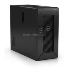 Dell PowerEdge Mini T20 2X250GB SSD 2X1TB HDD Xeon E3-1225v3 3,2|32GB|2x 1000GB HDD|2x 250 GB SSD|NO OS|3év szerver