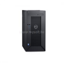 Dell PowerEdge Mini T30 | Xeon E3-1225v5 3,3 | 8GB | 2x 120GB SSD | 2x 2000GB HDD | nincs | 3év (DPET30-912052-11_S2X120SSDH2X2TB_S) szerver