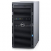 Dell PowerEdge T130 Tower H330 | Xeon E3-1220v6 3,0 | 8GB | 1x 1000GB SSD | 2x 4000GB HDD | nincs | 3év (PET130_249585_S1000SSDH2X4TB_S)