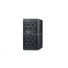 Dell PowerEdge T140 Tower H330 1x E-2244G 1x 365W iDRAC9 Basic 4x 3,5   Intel Xeon E-2244G 3,8   0GB DDR4_ECC   0GB SSD   1x 1000GB HDD szerver