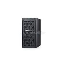 Dell PowerEdge T140 Tower H330 1x E-2244G 1x 365W iDRAC9 Basic 4x 3,5 | Intel Xeon E-2244G 3,8 | 16GB DDR4_ECC | 1x 250GB SSD | 2x 1000GB HDD szerver