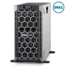 Dell PowerEdge T440 Tower H730P+ 1x 4208 2x 495W iDRAC9 Enterprise 8x 3,5 | Intel Xeon Silver-4208 2,1 | 32GB DDR4_RDIMM | 1x 1000GB SSD | 2x 1000GB HDD szerver