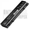 Dell VV0NF 2200 mAh 4 cella fekete notebook/laptop akku/akkumulátor utángyártott