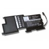 Dell XPS 15 XPS L521X, 5800mAh notebook akkumulátor