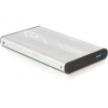DELOCK 2.5 External Enclosure SATA HDD to USB 3.0 NO HDD (42486)