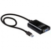 DELOCK 61955 USB 3.0 - VGA adapter