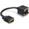 DELOCK 65059 - VGA Adapter