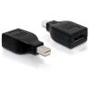 DELOCK 65238 Displayport mini apa > Displayport anya adapter