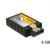 DELOCK 8GB SATA3 flash modul -40°C~+85°C