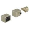 DELOCK 90281 Micro USB vonalkódolvasó 1D, Androidhoz - Vonal szkenner