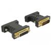 DELOCK Adapter DVI 24+1 apa > DVI 24+5 anya EDID emulátor