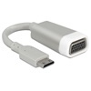 DELOCK adapter mini HDMI (M) - VGA (F)