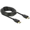 DeLock Cable Displayport 1.2 male > Displayport male 4K 5m (83808)