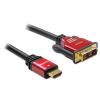 DELOCK Cable HDMI - DVI Cable male / male 3m (8434
