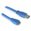 DELOCK Cable USB3.0 A > Micro USB3.0 3m